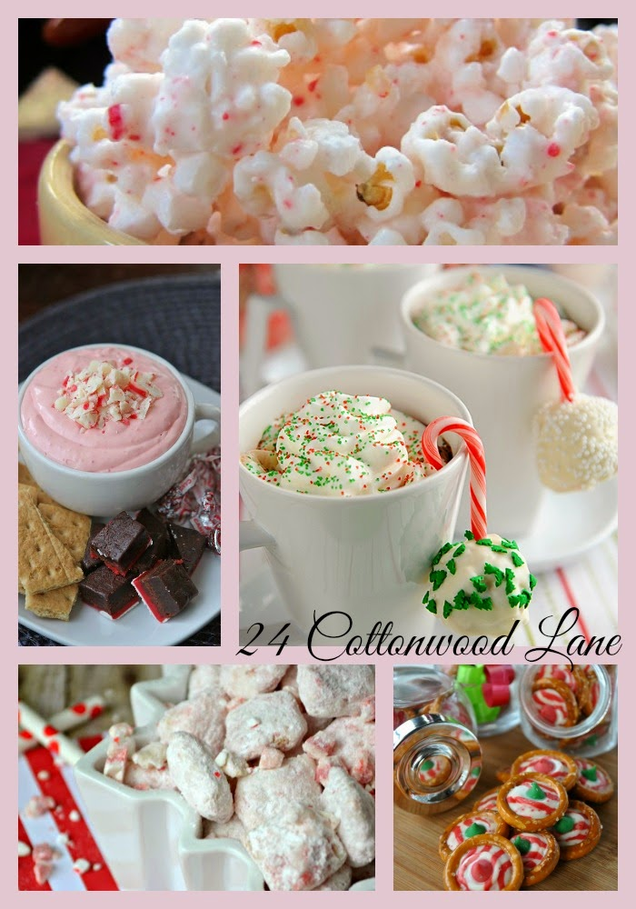 24 Cottonwood Lane- Pinterest Candy Cane Recipes-Treasure Hunt Thursday- From My Front Porch To Yours
