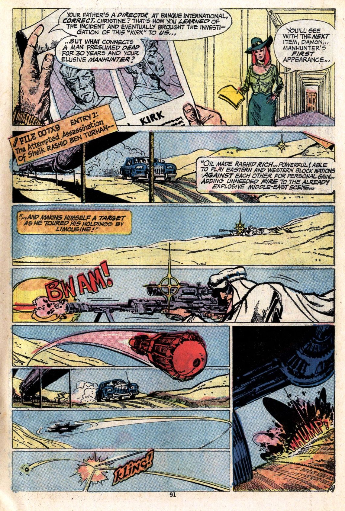 Detective Comics (1937) 438 Page 91