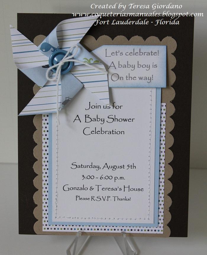 Precios Coqueterias Manuales Remolinos Para Un Baby Shower