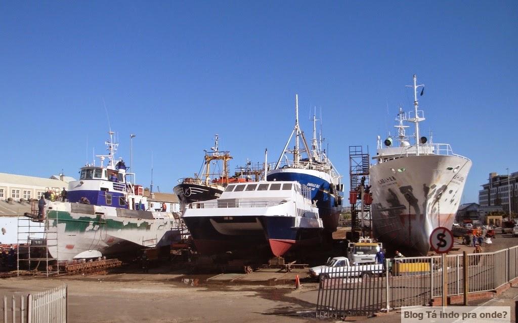 Robinson Dry Dock
