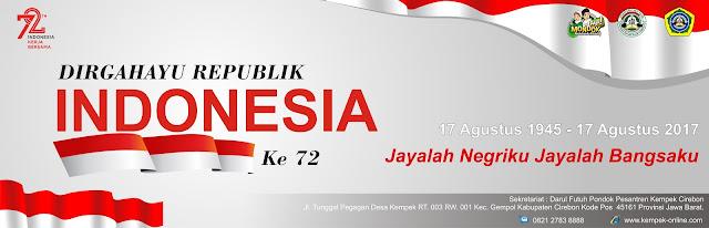 dirgahayu indonesia ke 72