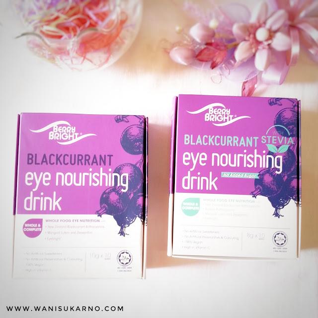 BerryBright Minuman Untuk Kesihatan Mata