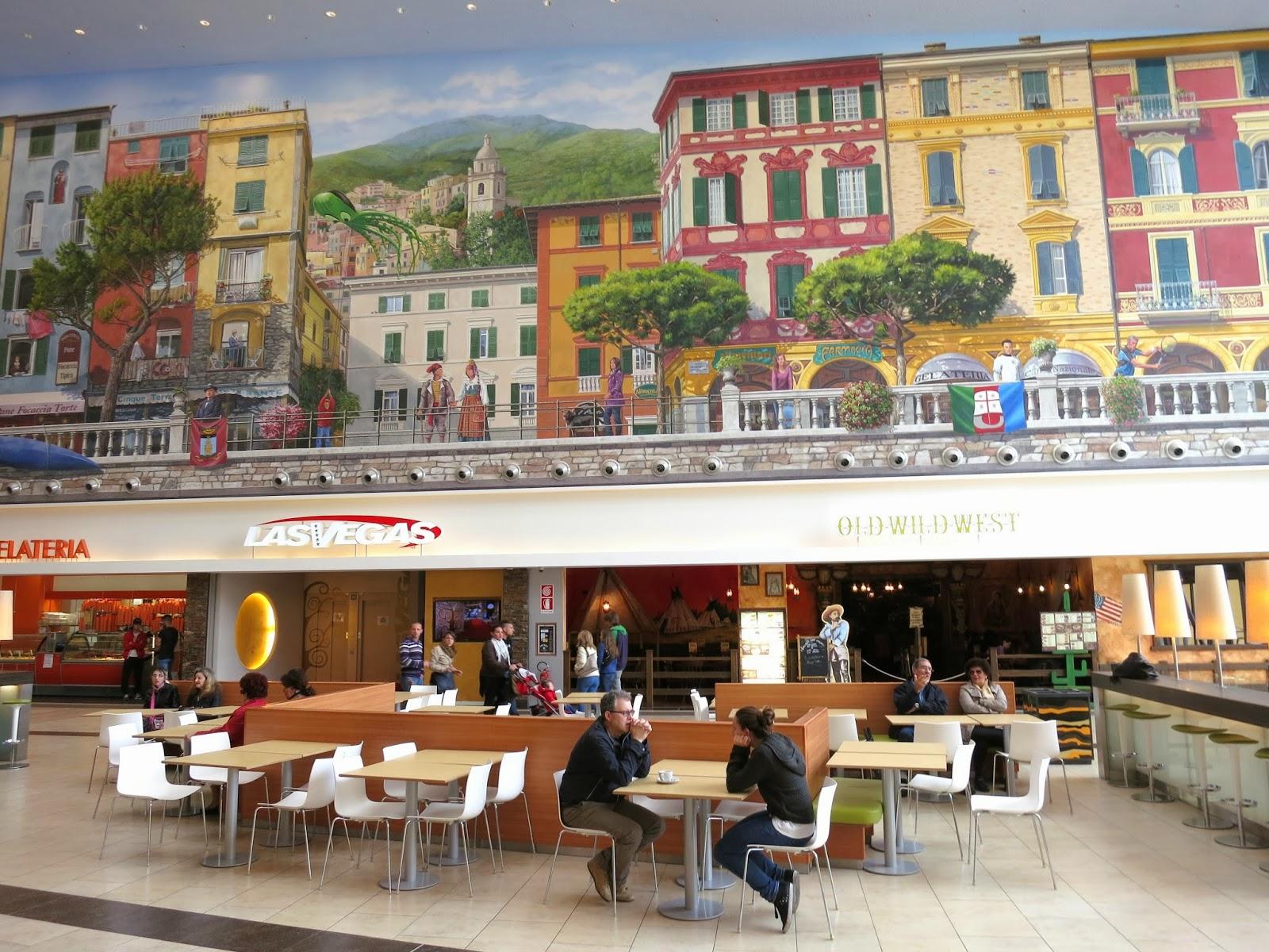 A Path To Lunch: A Ligurian Photo Album