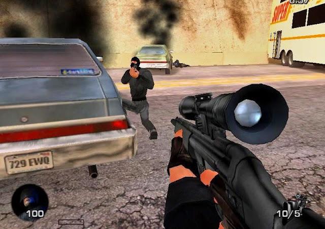 Download Game Perang FBI Full Version