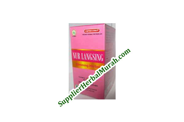 NUR LANGSING (Slimming Herbal)