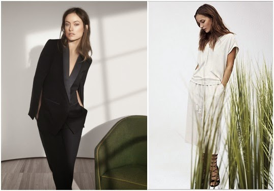 H&M Conscious Exclusive collection and Gina Tricot Scandinavian It Girls sustainable collection