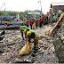 HUT Kostrad Ke 75, Yonzipur 10 Bersama Polri dan Masyarakat Giat KBBP