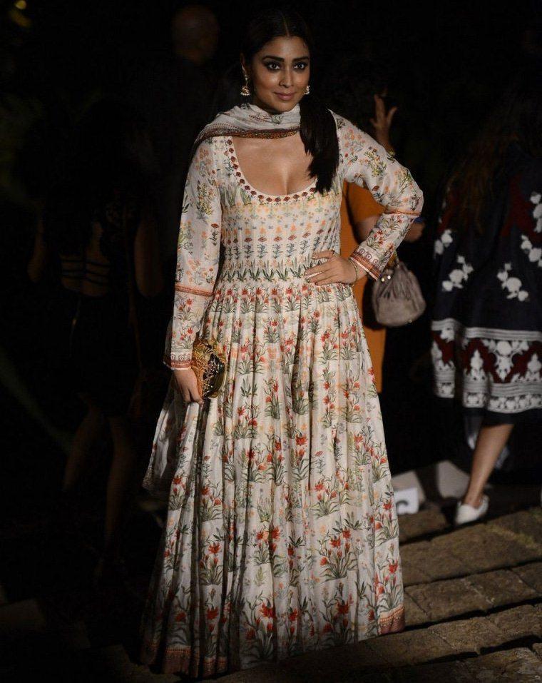Shriya Saran at Lakme Fashion Week Summer Resort 2017