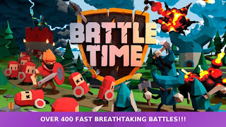 Download Game BattleTime Apk v1.1.4 (Mod Money)