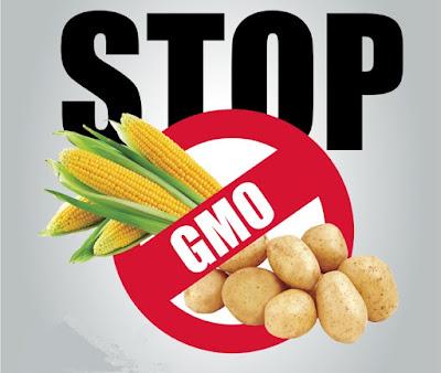 Genetisch manipulierte Nahrung verhindern