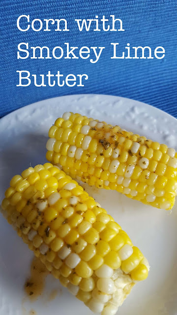 Frieda Loves Bread: 5 Minute Corn on The Cob with Smokey Lime Butter