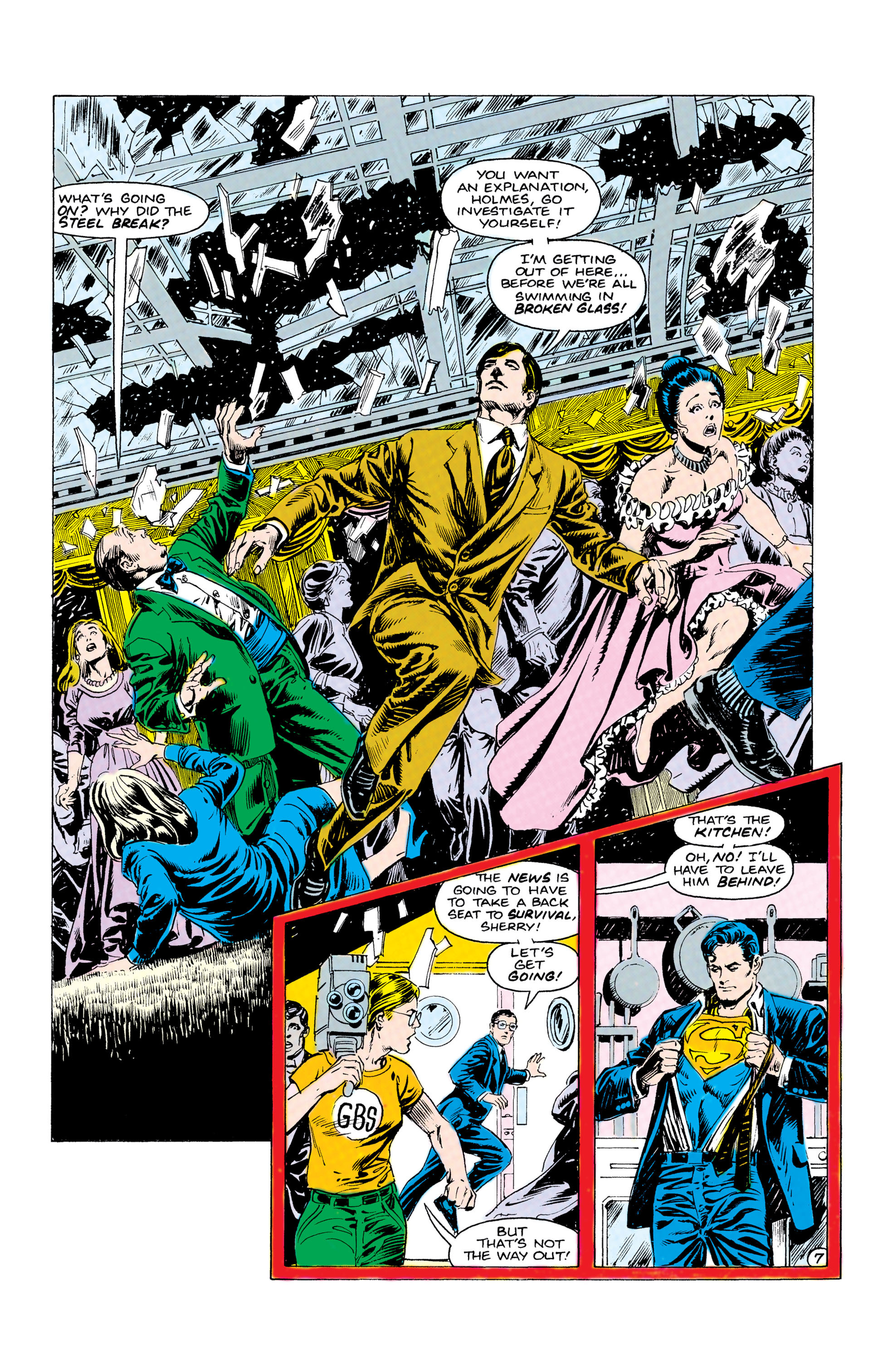 Read online World's Finest Comics comic -  Issue #314 - 8