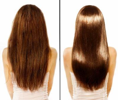 soigner cheveux secs naturellement
