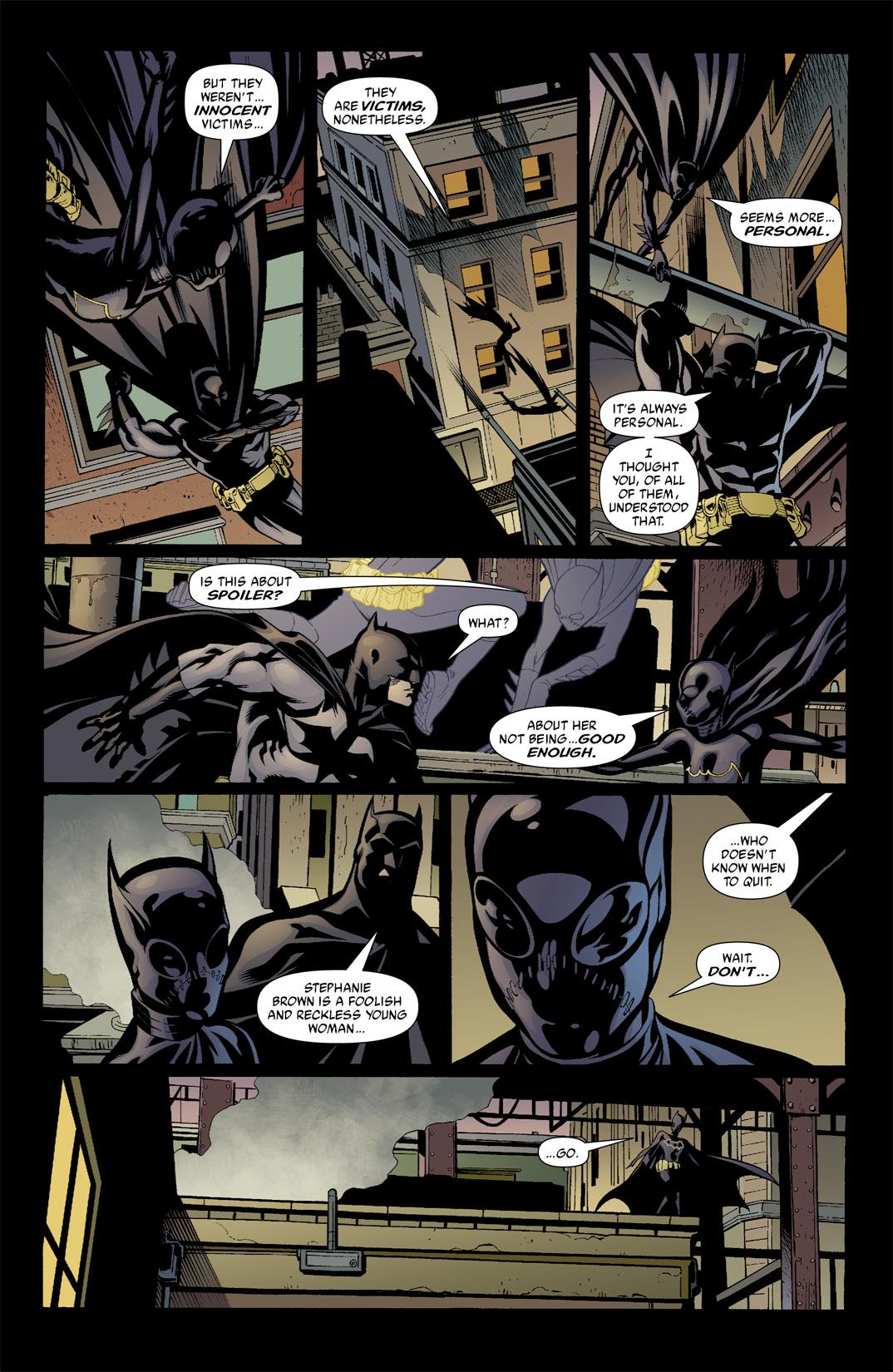 Detective Comics (1937) 790 Page 11