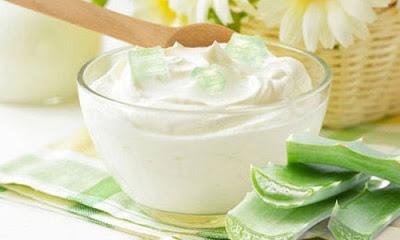Cách trị nám da bằng nha đam và sữa chua