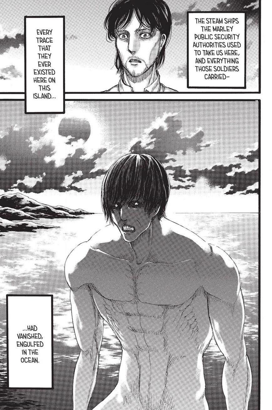 Shingeki no Kyojin Ch.88