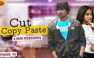 "CUT COPY PASTE – Episode 02 – A Web Series Based on ""IT Worker's Life"" – Being Thamizhan Originals"