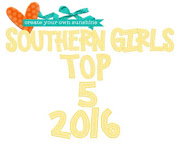 Winner at Southern Girls Challenge