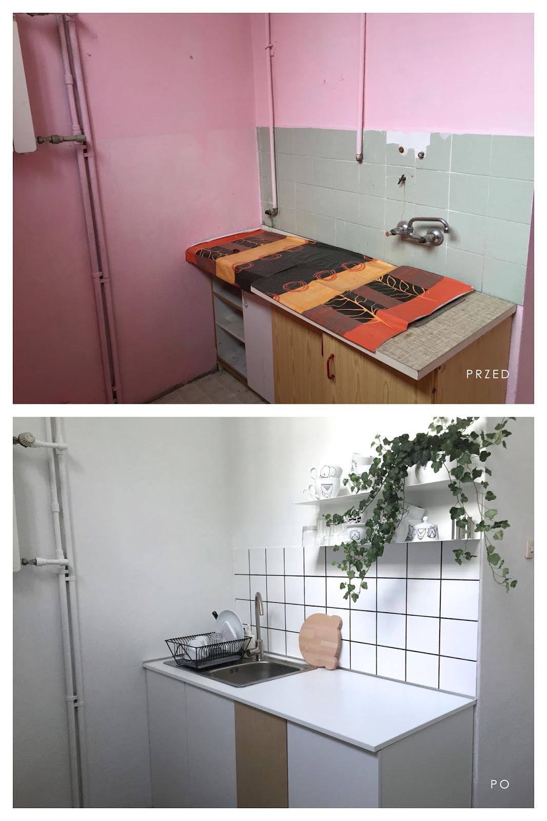 Remont Krok 2 Kuchnia I łazienka Blog Forrest Design