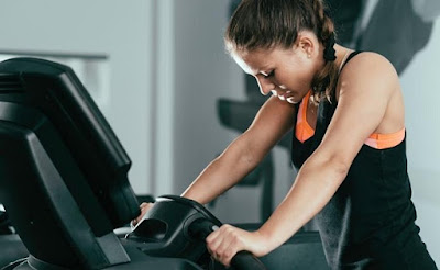 Không nên tập thể dục quá sức