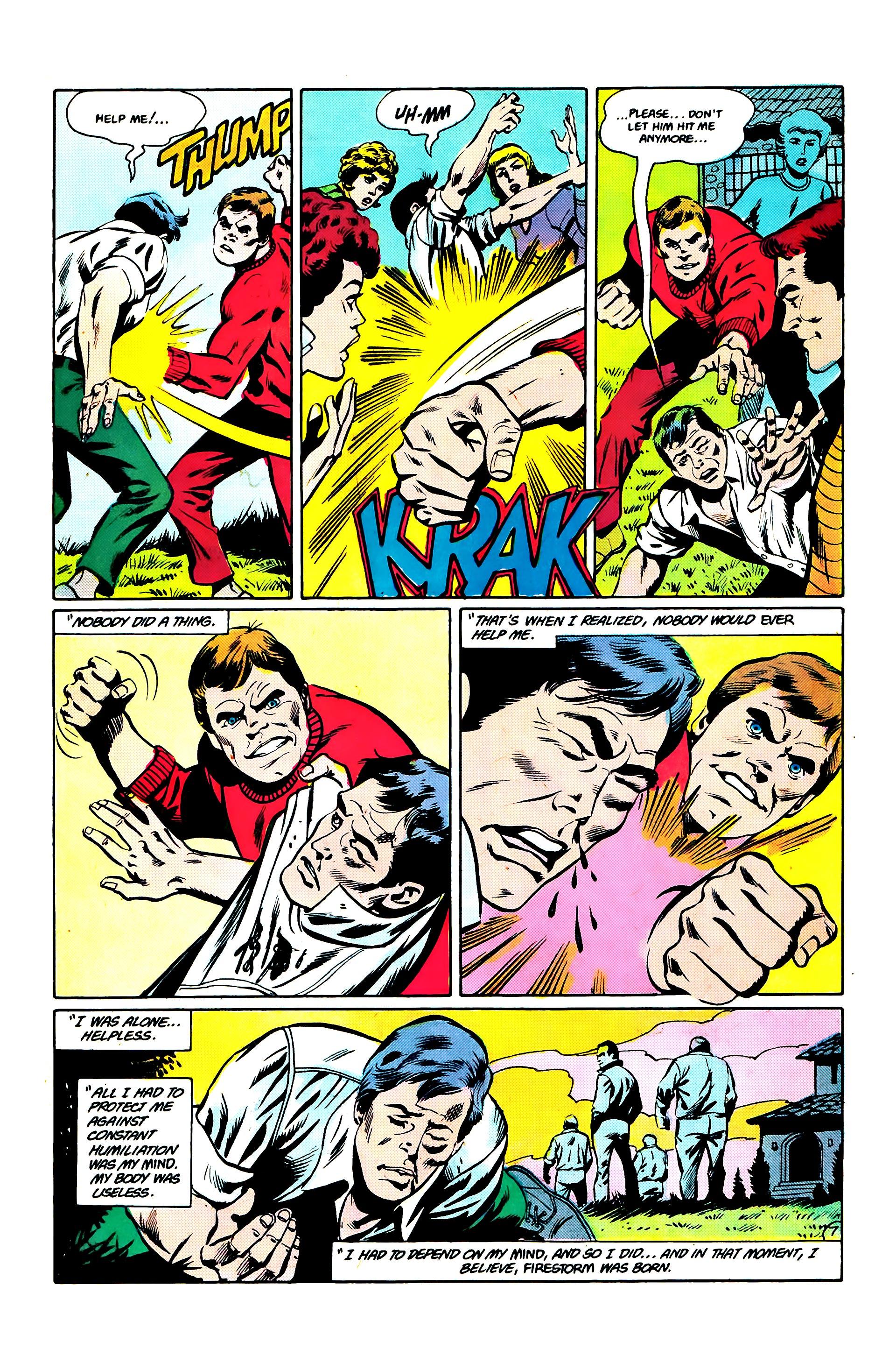 Read online Secret Origins (1986) comic -  Issue #4 - 11
