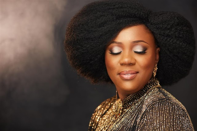Toluwanimee Unveils Debut Album Cover Alongside Campaign Photos!