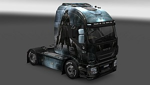 Bloodborne skins for all trucks