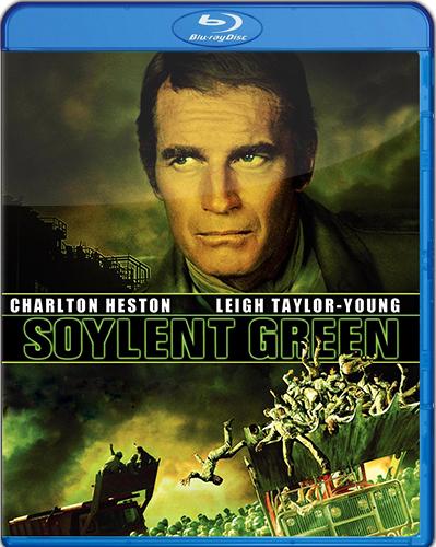 Soylent Green [1973] [BD25] [Español]