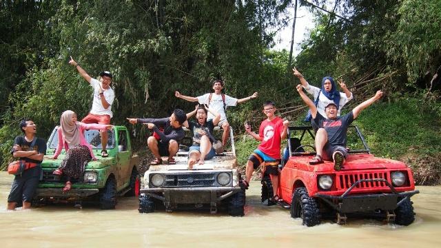 Off Road Dewa Bejo Bejiharjo Gunungkidul