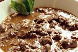 Resep Masakan Daging Saksang Khas Batak Toba