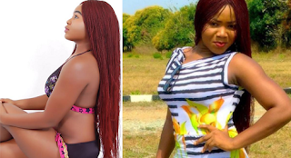 Actress Fesira says Being a babymama is better than being a wife