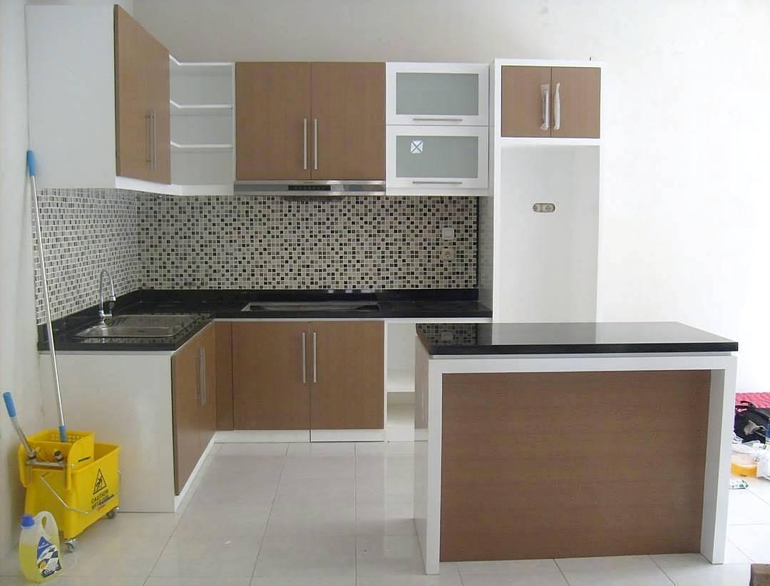 Gambar Model Keramik Dapur Minimalis Modern Tahun Ini