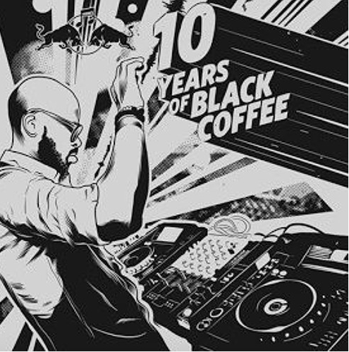 House music forever black coffee music is the answer for Black coffee house music
