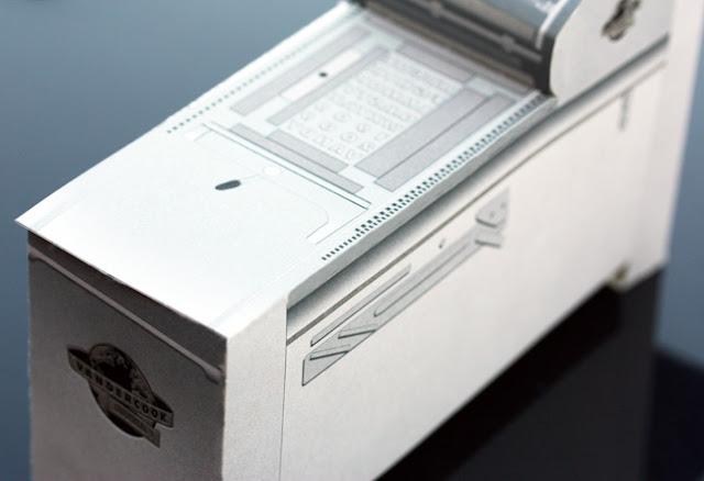 paper vandercrook