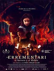 pelicula El Herrero y el Diablo (Errementari) (2017)