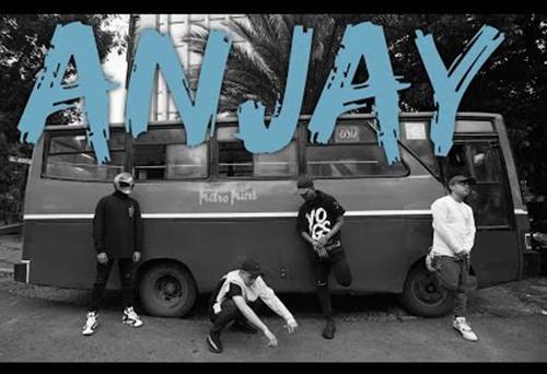 Anjay - Kemal Palevi Feat Young Lex, Mack G, Robert Wynand