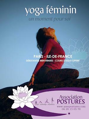 yoga féminin Paris
