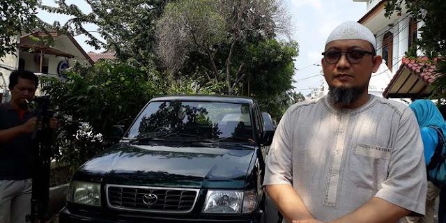 Busyro Muqoddas Sindir Polisi Utamakan Kasus Kemah Dibanding Ungkap Penyiraman Novel