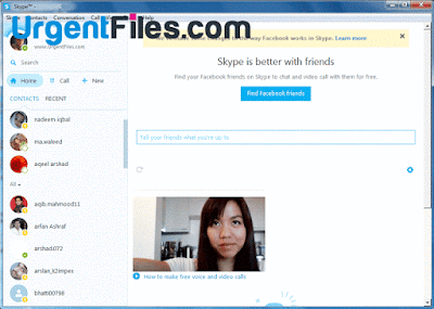 skype offline latest home PNG
