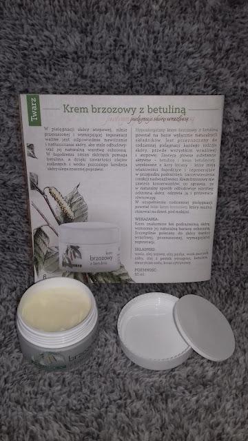 Sylveco krem brzozowy z betuliną