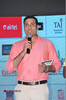 VVS Laxman Inaugurates Airtel Hyderabad Marathon Expo & SportEX India Event  0024.JPG