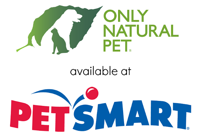 Only Natural Pet - Natural Pet Care Products are now available at PetSmart #PawNatural