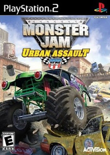 Monster Jam Urban Assault (PS2) 2008