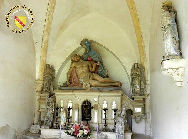GIBEAUMEIX (54) - Chapelle Notre-Dame