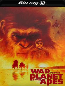 Planeta dos Macacos – A Guerra 2017 Torrent Download – BluRay 3D HSBS 1080p 5.1 Dublado / Dual Áudio