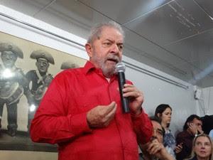 LULA: Ex-presidente visita a Capital do Agreste.