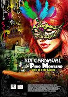 Carnaval de Pino Montano 2017 - Macarena García Rodríguez