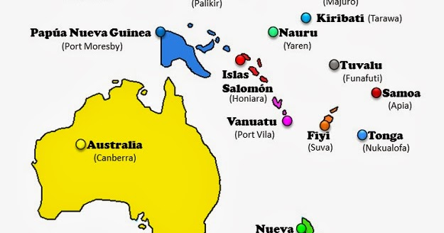 Arte En La Historia Arte En Oceania