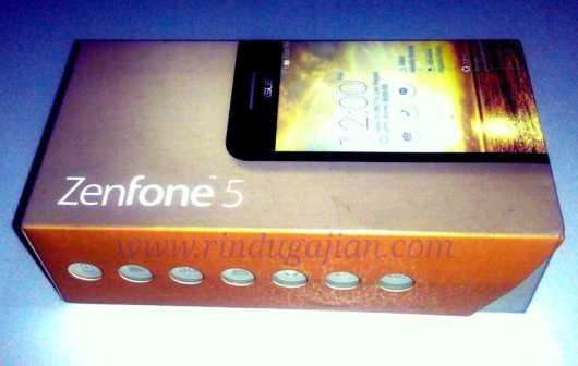 asus zenfone 5 A500CG rom 8 GB ram 2 GB