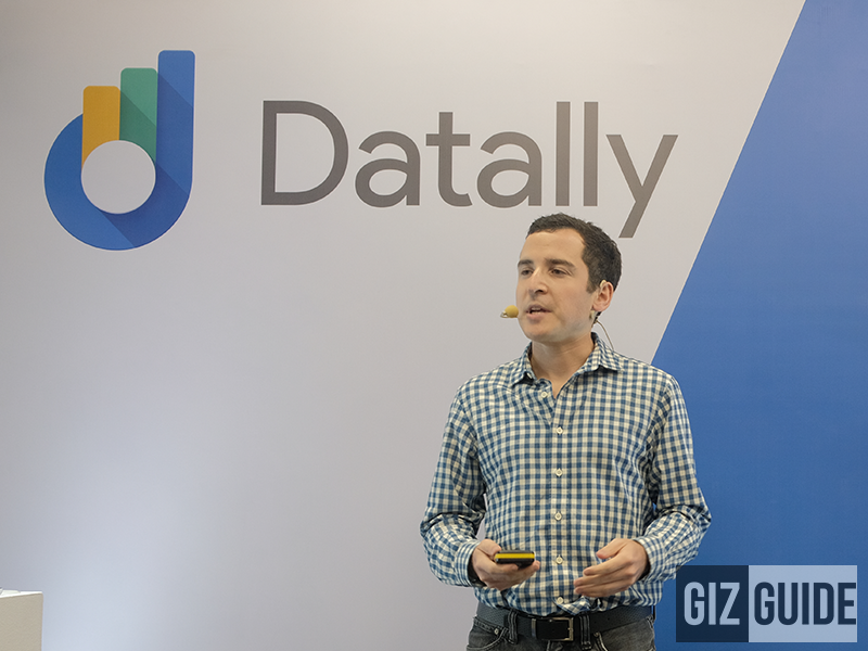 Brian Hendricks - Product Manager for Datally, part of Google's Next Billion User Initiative